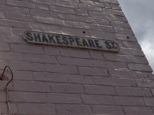 Shakespeare Street